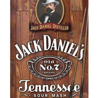 Jack Daniel whiskey club bar metal tin sign b14-Jack Daniel's-16 Beer Wine Liquor bar