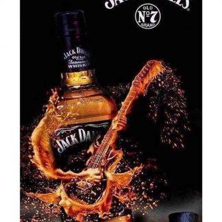 Jack Daniel whiskey club bar metal tin sign b15-Jack Daniel's-18 Beer Wine Liquor bar