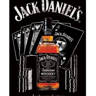 Jack Daniel whiskey club bar metal tin sign b16-Jack Daniel's-30 Beer Wine Liquor bar