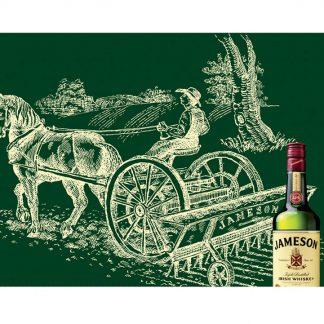 Jameson Irish Whiskey club bar metal tin sign b18-Irish Whiskey-27 Metal Sign bar