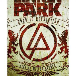 Linkin Park American rock band metal tin sign b19-Linkin Park-5 Metal Sign American