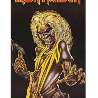 Iron Maiden English heavy metal band tin sign b21-Iron Maiden-1 Metal Sign cool art prints