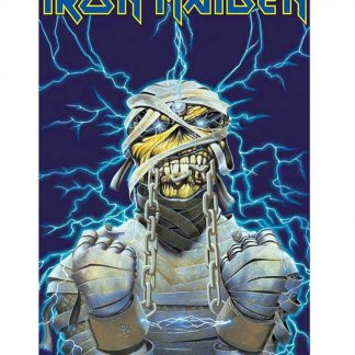 Iron Maiden English heavy metal band tin sign b22-Iron Maiden-11 Metal Sign collectible reproductions