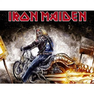 Iron Maiden English heavy metal band tin sign b23-Iron Maiden-33 Metal Sign art prints and posters