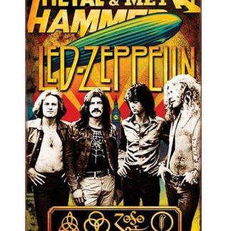 Led Zeppelin rock band metal tin sign b26-led zeppelin -26 Metal Sign bar house tin sign
