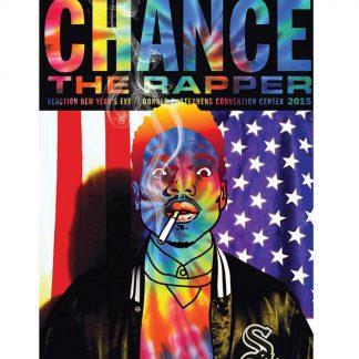 Chance the rapper rainbow US flag metal tin sign b30-Chance The Rapper-8 Metal Sign Chance the rapper