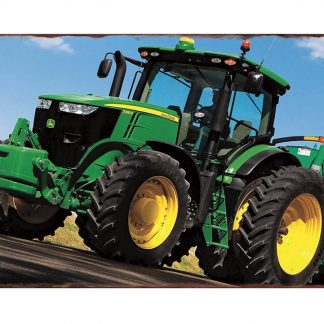 John Deere Tractor Farm Equipment metal tin sign b38-_John Deere-22 Metal Sign decorative home