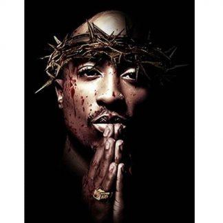 Tupac Amaru Shakur 2pac metal tin sign b44-2PAC  Tupac-6 Metal Sign 2pac