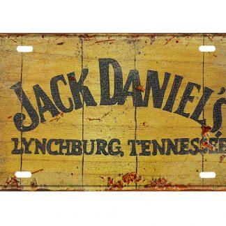Jack Daniel whisky bar cafe tavern metal sign b49-Jack Daniel-3 Beer Wine Liquor art prints posters