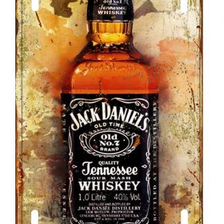 Jack Daniel whisky bar cafe tavern metal sign b49-Jack Daniel-5 Beer Wine Liquor bar