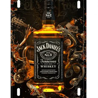 Jack Daniel whisky bar club metal sign b50-Jack Daniel-8 Beer Wine Liquor bar