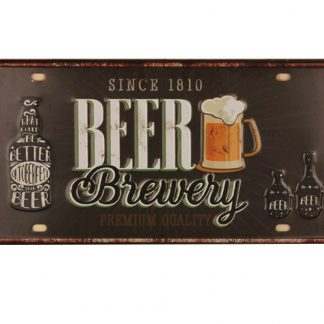 beer brewery club bar tavern metal tin sign b51-beer1 (2) Beer Wine Liquor bar