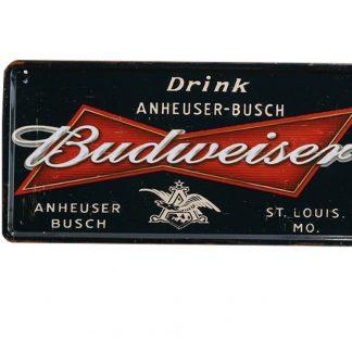 beer Budweiser metal tin sign b51-beer1 (3) Beer Wine Liquor beer