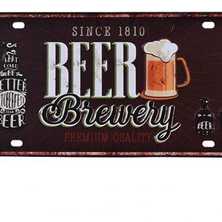 beer brewery club bar tavern metal tin sign b51-beer1 (5) Beer Wine Liquor bar