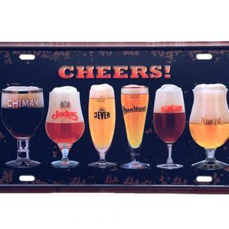 beer cheers bar club metal tin sign b52-beer1 (7) Beer Wine Liquor art
