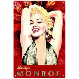 Marilyn Monroe American sexy girl metal sign b69-marilyn monroe-18 Metal Sign American