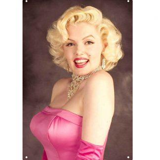 Marilyn Monroe sexy lady tin metal sign b71-marilyn monroe-45 Metal Sign cheap home decor