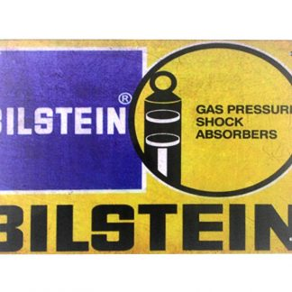 Bilstein Shock Absorbers tin metal sign 0093a Metal Sign Absorbers