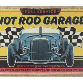 Hot rod garage old car tin metal sign 0148a Gas Oil Automotive bedroom ideas