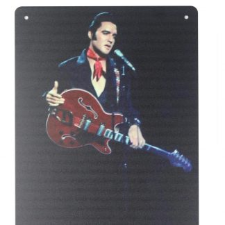 Elvis Presley play guita tin metal sign 0201a Metal Sign alphabet wall home tavern