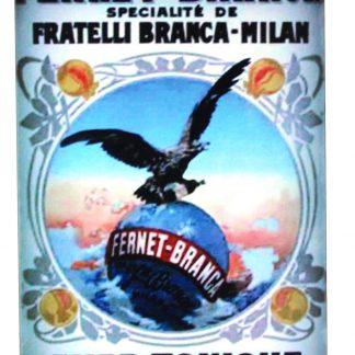 Fernet Branca Amer Tonique tin sign 0231a Metal Sign Amer