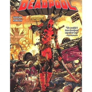 Deadpool end of error vintage tin metal sign 0255a Metal Sign Deadpool