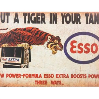 old car motel vintage travel tin metal sign 0333a Gas Oil Automotive car
