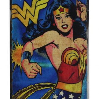 Wonder Woman Marvel cosmics tin metal sign 0798a Comics bathroom wall art prints