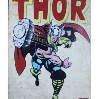 Mighty THOR Marvel Comics tin metal sign 0915a Comics comics
