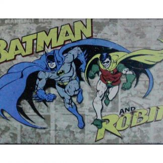 Batman Robin Marvel comics tin metal sign 0946a Comics Batman