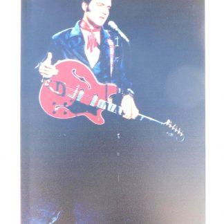 Elvis Presley guita singing tin metal sign 1014a Metal Sign dorm room art prints