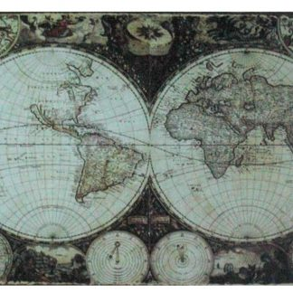 vintage world map tin metal sign 1050a Metal Sign home decoration ideas