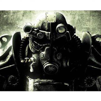 Fallout vintage metal tin sign b05-Fallout-16 Metal Sign Fallout