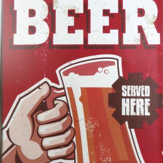 Premium Beer tin sign wine bar decor metalsign01-4 Beer Wine Liquor & decor