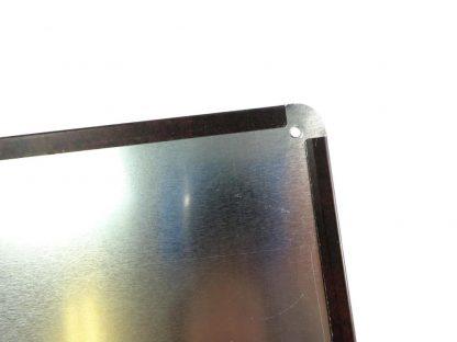 Genius At Work warning tin sign work  sale metalsign04-2 Metal Sign aluminum plaques
