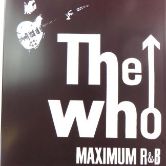 The Who tin sign  of vintage paintings metalsign05-4 Metal Sign bathroom wall decor signs