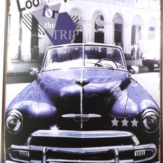 vintage car tin sign cool wall  metalsign06-3 Metal Sign cool
