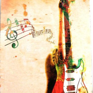 music guita tin sign cheap wall posters metalsign08-2 Metal Sign bathroom wall art