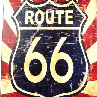 vintage route 66 tin sign   metalsign09-3 Gas Oil Automotive apartment decorating