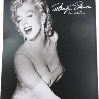 Marilyn Monroe tin sign bedroom decorating themes metalsign10-1 Metal Sign bedroom decorating