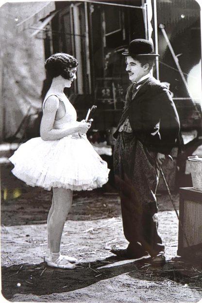 Charlie Chaplin tin sign bedroom accessories ideas metalsign13-4 Metal Sign accessories