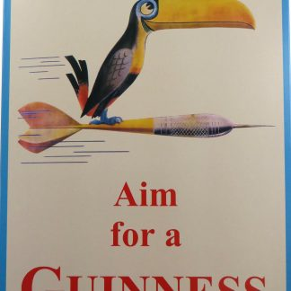 Aim  a Guinness tin sign decor shop metalsign14-1 Beer Wine Liquor & decor