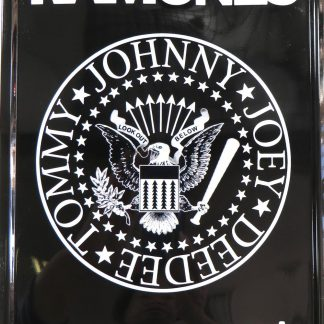 Ramones Music Memorabilia tin sign  art  metalsign16-6 Metal Sign art
