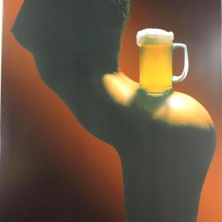 sexy girl beer Bottoms Up tin sign retro  metalsign17-2 Beer Wine Liquor at home decor store