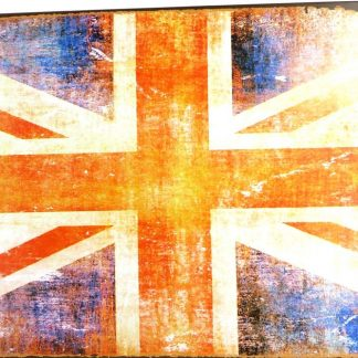 British Union Flag tin sign kitchen wall hangings metalsign20-4 Metal Sign British