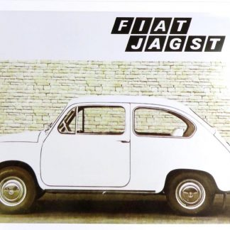 fiat jagst car tin sign  metalsign21-4 Metal Sign best place to outdoor cheap home decor