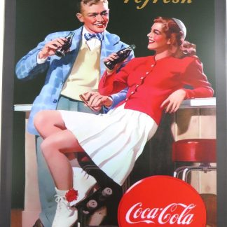 CocaCola tin sign wall hangings  bedroom metalsign22-4 Food Beverage Cola Coffee Tea bedroom