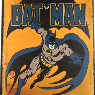 Batman tin sign  shopping metalsign22-5 Comics auto repair shop decor
