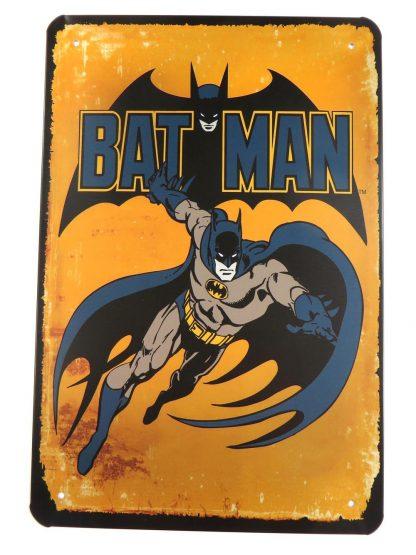 Batman tin sign  shopping metalsign22-5 Comics auto repair shop decor