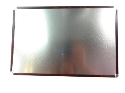 Deshalb steht Schnaps tin sign design your bedroom metalsign23-4 Metal Sign bedroom